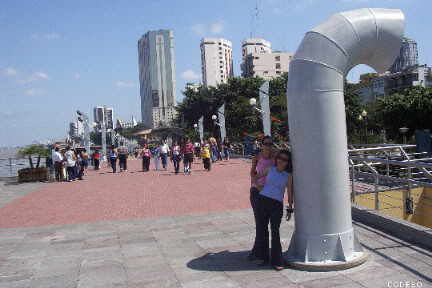 Guayaquil: Malecón 2000