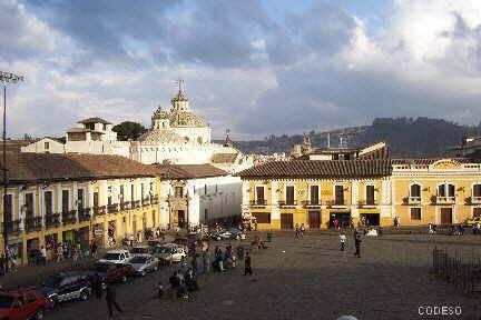 Hoteles En La Ciudad Quito Unterk 252 Nfte In Der Provinz