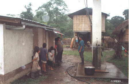 Solar Water Pumping System of the Pachakutik CommunityProvince of Sucumbíos - Ecuador