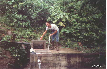 Water Collection of the Pachakutik CommunityProvince of Sucumbíos - Ecuador