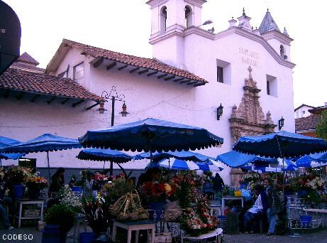 Stadt Cuenca - Provinz Azuay - Ecuador Südamerika